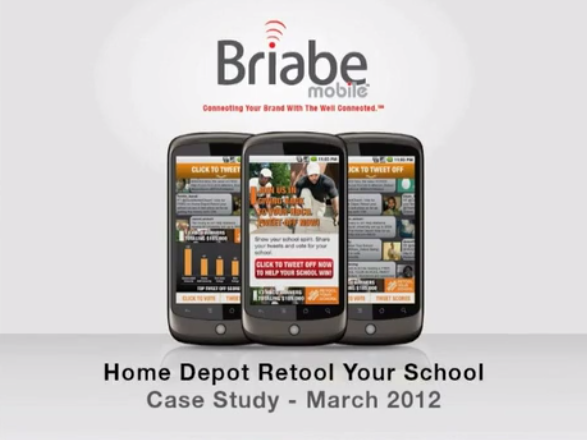 hoe depot case study Find out how the home depot is adapting to the shift in consumer behaviour  through investment in mobile technology this case study forms.