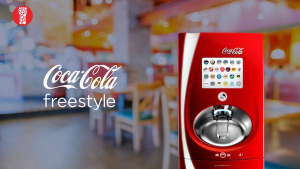 Bottle Rocket's Coca-Cola Freestyle Case Study