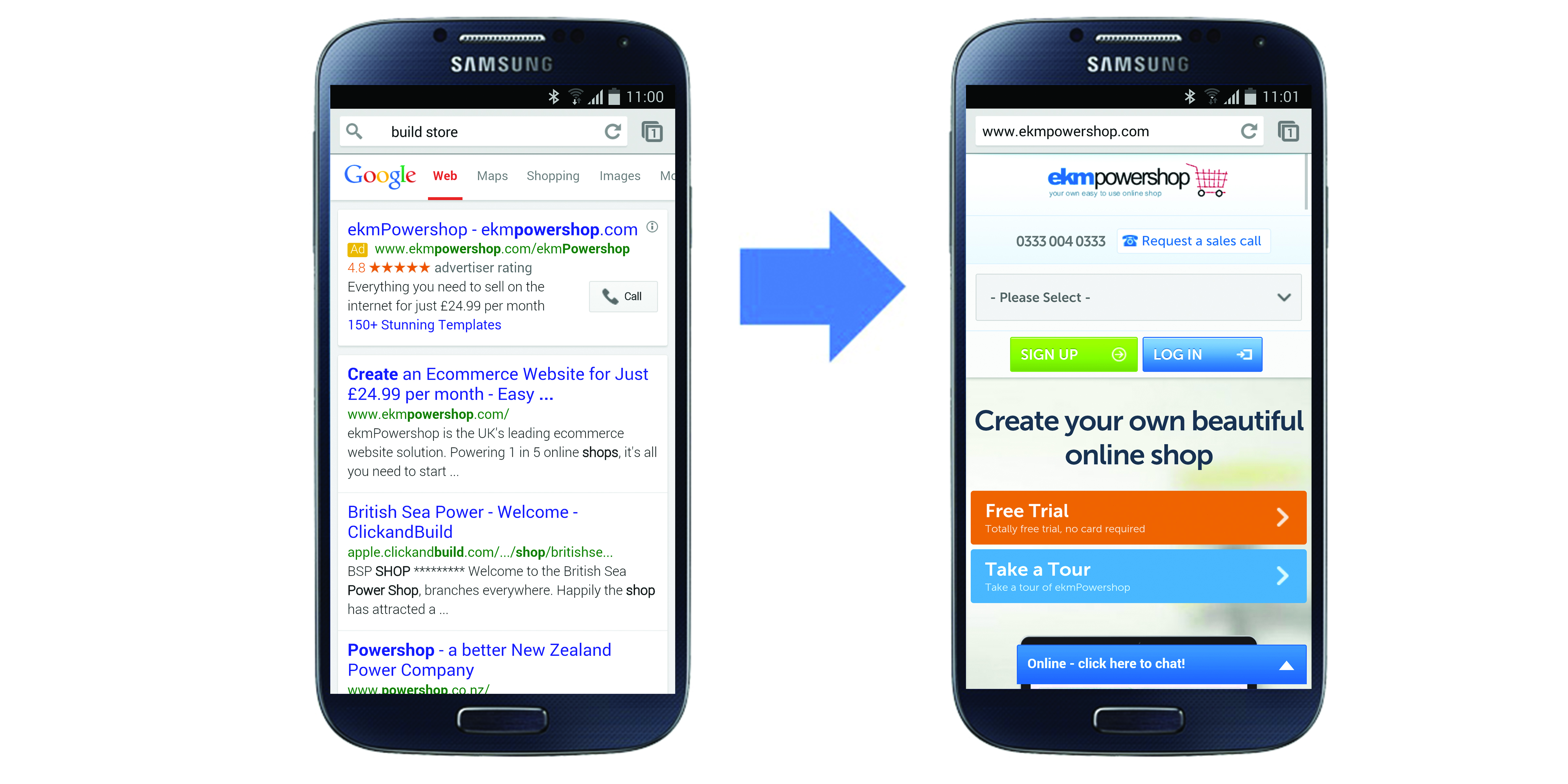 google ekmpowershop proves mobile delivers across devices lowering