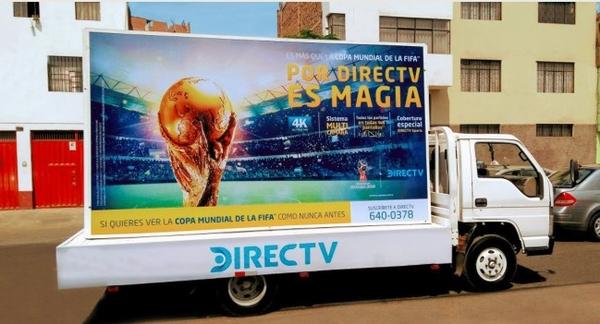 Mobile Billboard | Peru
