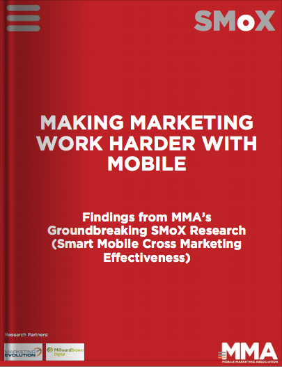 SMoX: Making Marketing Work Harder with Mobile