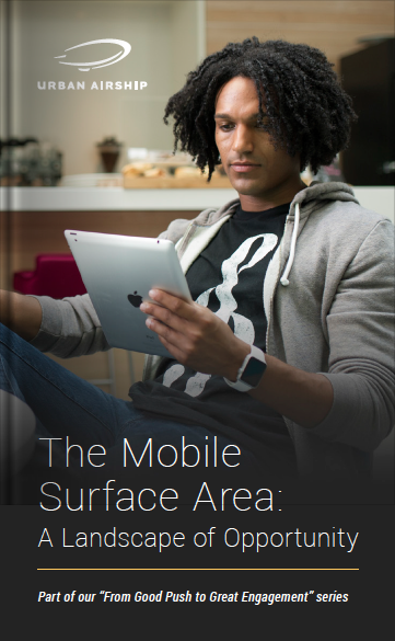 The Mobile Surface Area: A Landscape of Opportunity