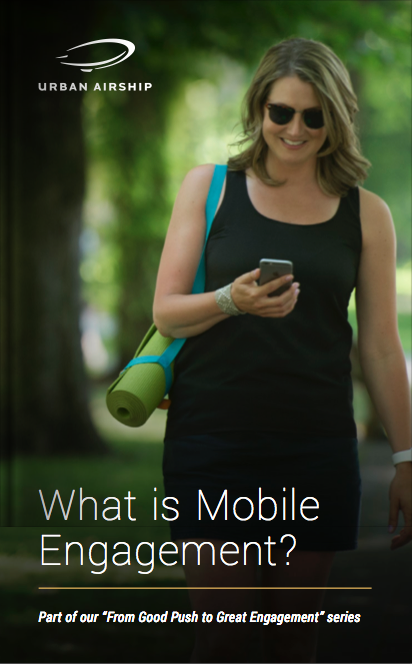 What is Mobile Engagement?