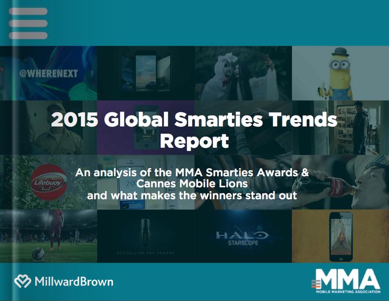 2015 Global Smarties Trends Report
