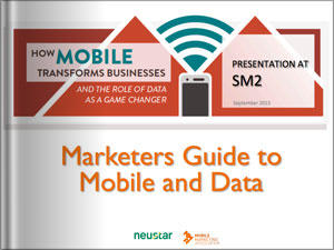 Marketers Guide to Mobile and Data