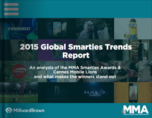 2015 Global Smarties Trends Report