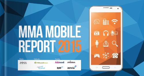 MMA Mobile Report Brazil 2015