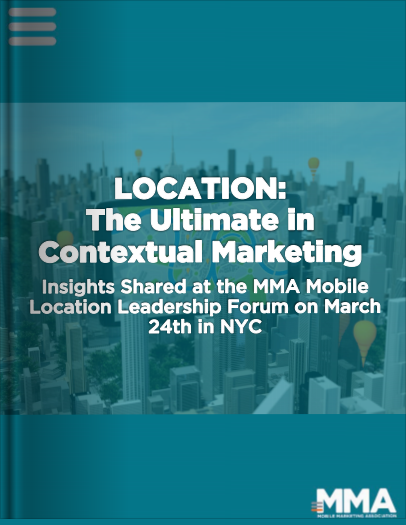 Location: The Ultimate in Contextual Marketing