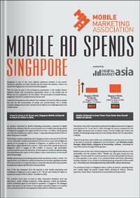 MMA Singapore Ad Spend Report