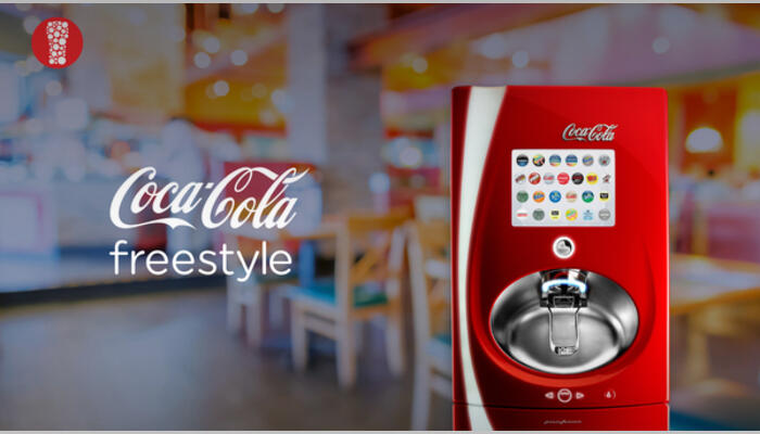 Bottle Rocket's Coca-Cola Freestyle Case Study