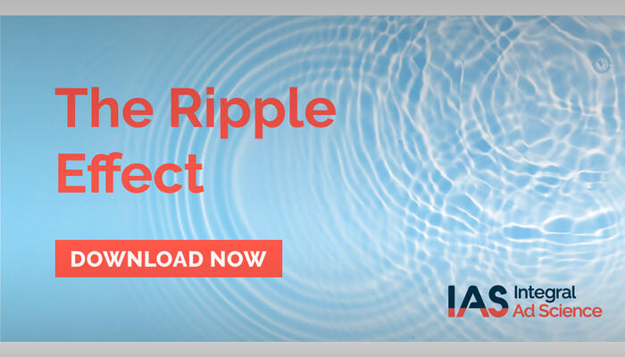 Integral Ad Science (IAS)- Ripple Effect Study