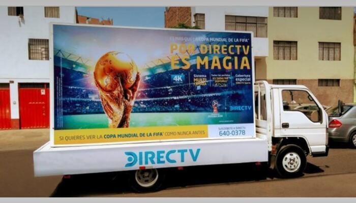 Mobile Billboard   Peru