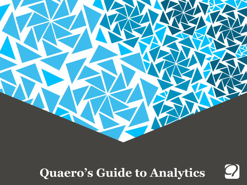 Quaero's Guide to Analytics