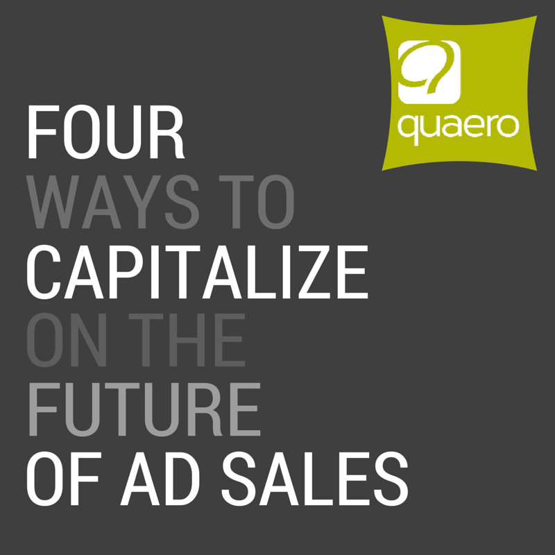 Future of Ad Sales