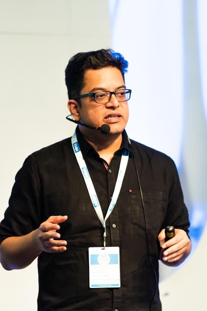 Venkatesh Kamath, Associate Director, Flipkart