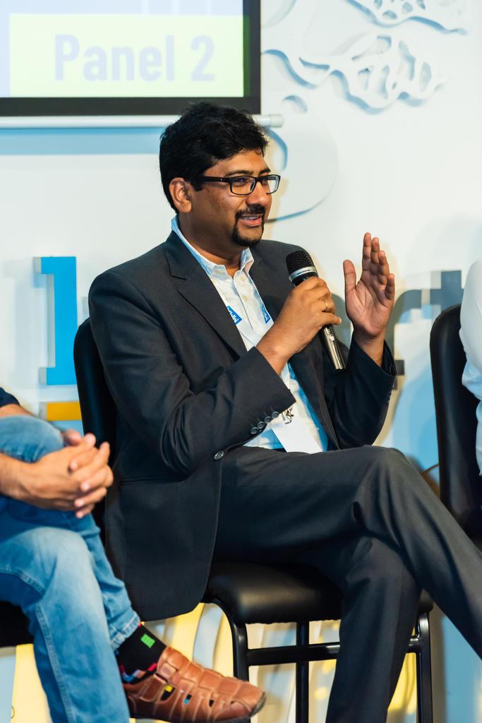 Dhiraj Gupta, CTO & Cofounder, mFilterIt