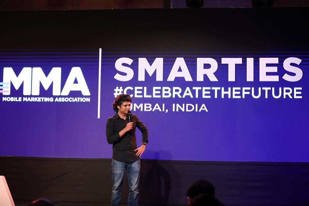 Comedian Rahul Subramaniam