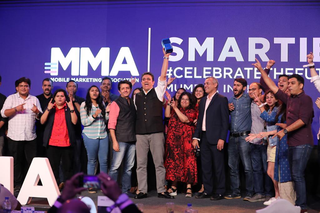Mindshare India winning Agency of the Year