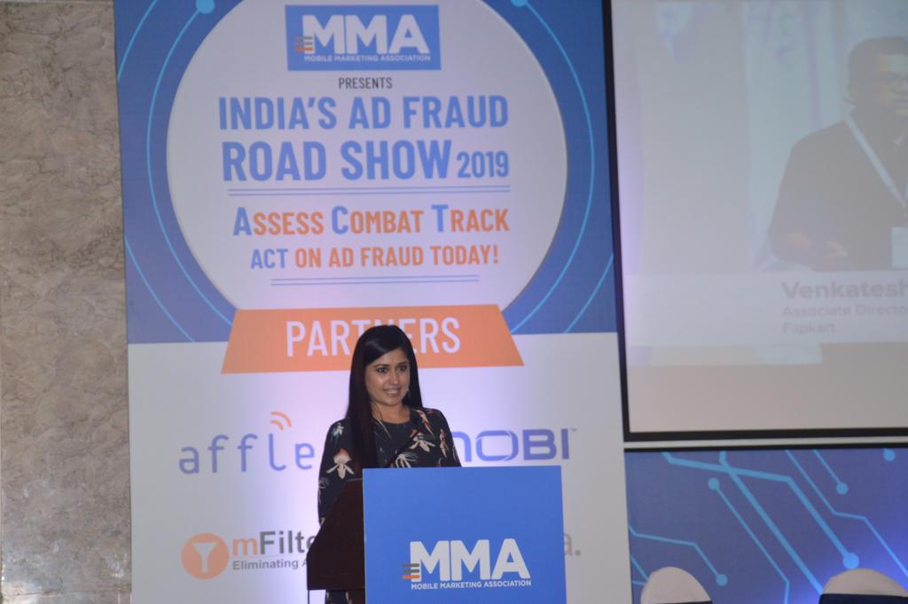 Namita Ved, Head Marketing, MMA India