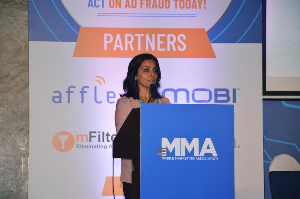 Moneka Khurana, Country Head, MMA India
