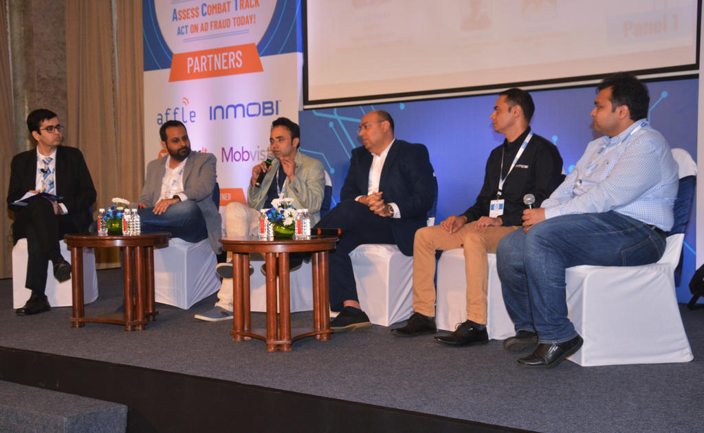 Panel 1 on Driving Accountability in Mobile Advertising