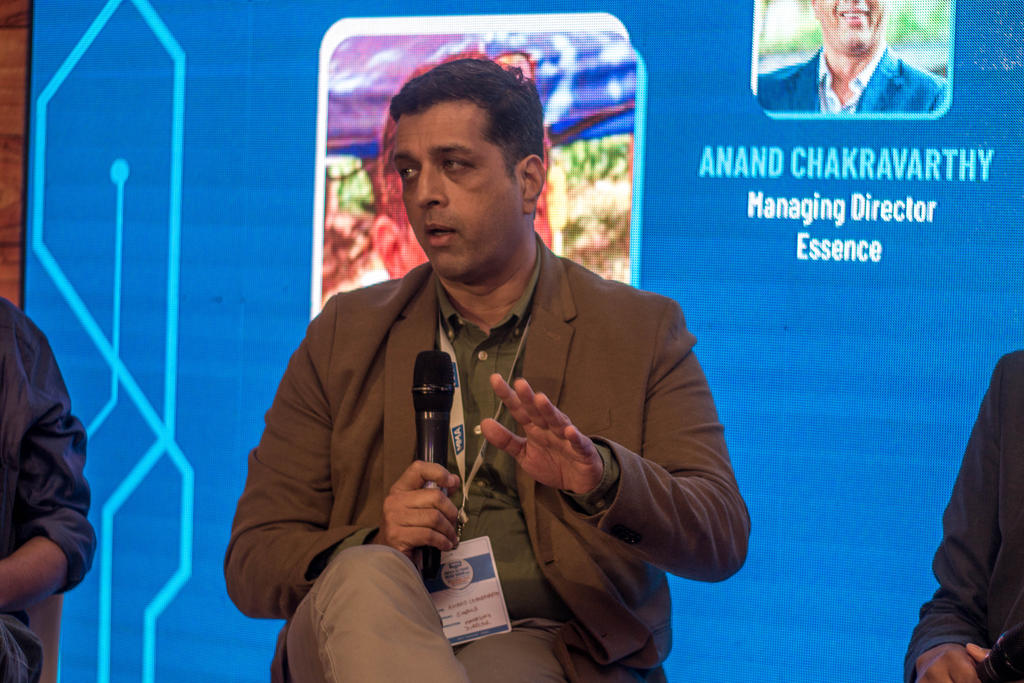 Anand Chakrawarthy, MD, Essence India