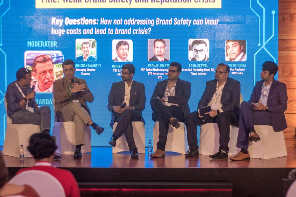 Panel 1 on Weak Brand Safety and Reputation Crisis