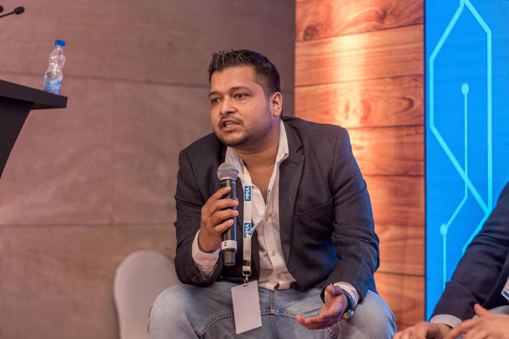 Ankit Agarwal, Head of Digital, Uber India SA