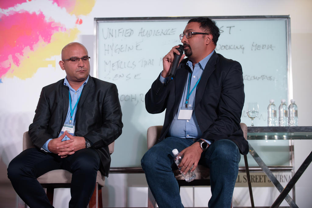 Sanchit Sanga, Mindshare; Chiradeep Gupta, Unilever