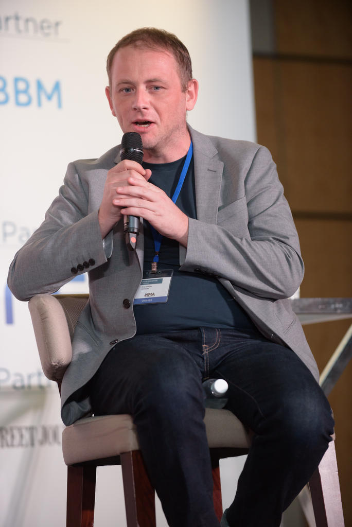 Tim Simpson, AdColony