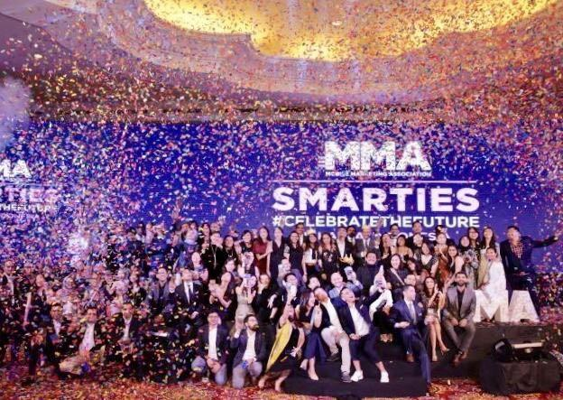 Winners of 2019 SMARTIES Indonesia