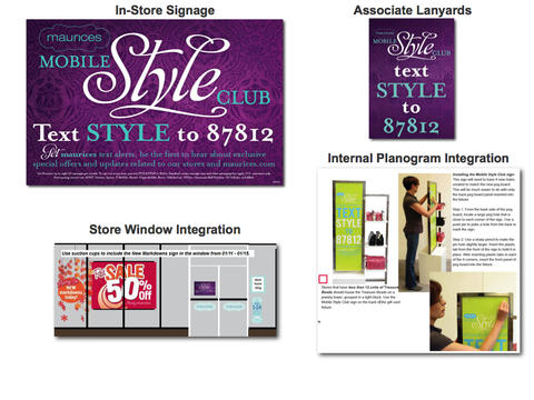 maurices Mobile Style Club - Images 1