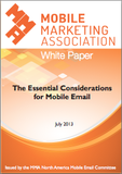 The Essential Considerations for Mobile Email