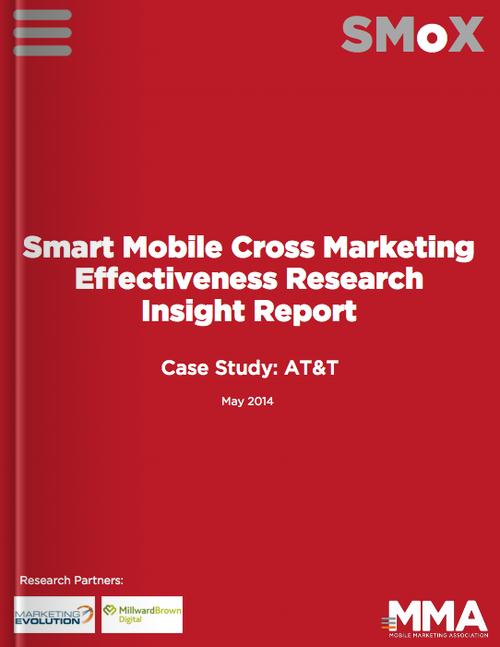 Smart Mobile Cross Marketing Effectiveness Research Insight Report