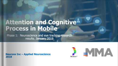 Attention and Cognitive Process in Mobile